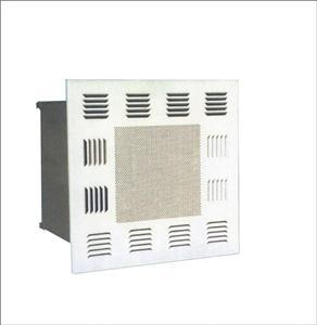 成都雄力空调风口厂微孔板消声器