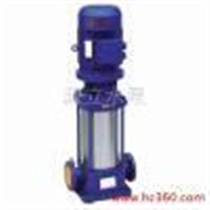 GDL立式多级离心管道泵