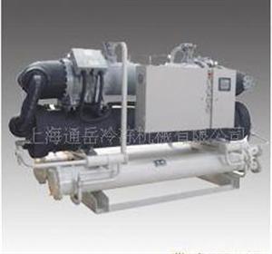 水冷螺杆式螺杆式满液式冷水机组