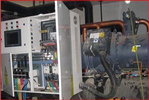 格力冷水机组维修