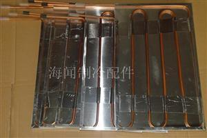 福建2.8米铜管蒸发器