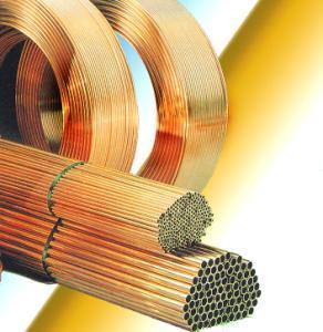 410铜管 金属材料 制冷材料