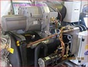 开利30XW螺杆式冷水机组
