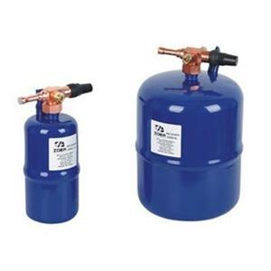 安徽制冷空调配件ZRS型储液器 冷媒储液罐 制冷机组设