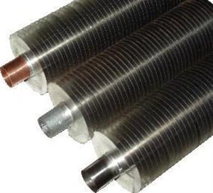 L型钢铝复合翅片管