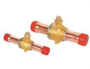 烟台制冷空调配件ZR型球阀 阀门 制冷机组零部件