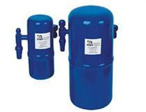 六安制冷空调配件ZRC型储液器 冷媒储液罐 制冷机组组