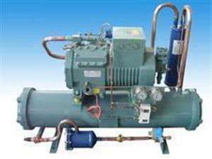 比泽尔水冷冷凝机组