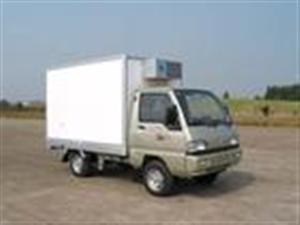 福田小卡冷藏车