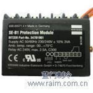 比泽尔压缩机电机保护模块