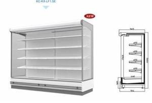 全自动立体冷柜