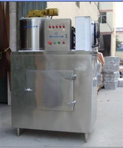 武汉1T片冰机 蒸发器 超市用冰 水产蔬果 保鲜降温
