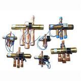 空调配件,制冷阀门  四通阀特点:1:阀的最大容量根据在吸气线上的压力图片