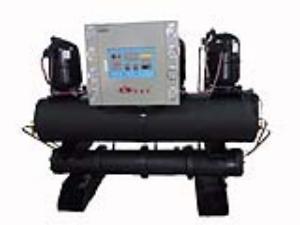 水冷开放式工业冷水机