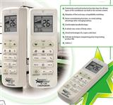 众合之星空调遥控器AC-118S