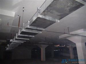 地下停车场通风管道