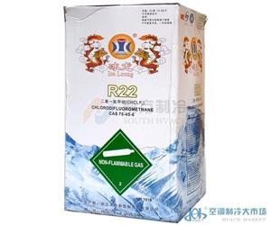 正品冰龙R22制冷剂