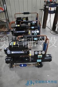 15HP 谷轮制冷压缩机 冷库机组