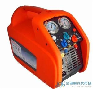 制冷系统专用冷媒回收机 qishanr抽氟机