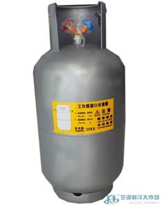 冷媒回收钢瓶 30L制冷剂重复回收钢瓶 储存罐