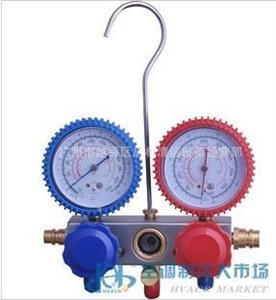 广州表组雪种表双表阀压力表
