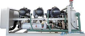 复盛双级配打压缩冷凝制冷机组