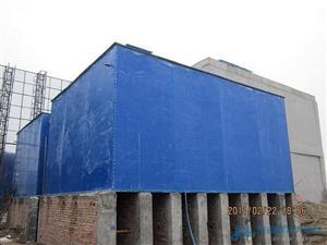 玻璃钢水箱BZX―F192m3×2台