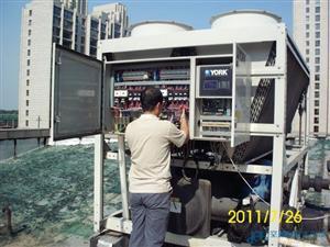 专业维修冷水机组、变频多联机、核磁共振冷水机组