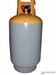 50L 钢瓶 制冷剂重复钢瓶 R134A 雪种重复钢瓶