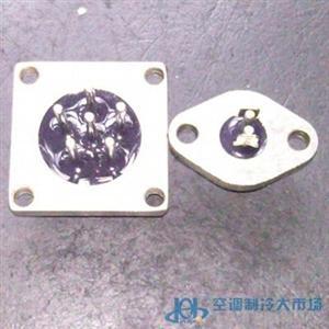 八角机压缩机接线板
