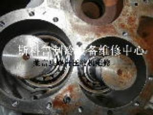 莱富康螺杆压缩机螺杆装配维修