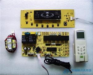 空调柜机王冷暖电热控制板