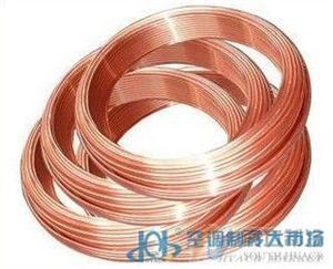 龙煜空调铜管 R410A空调制冷铜管