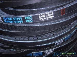 东方赌场 注册即送38元压缩机5VX三角带