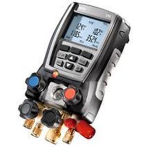 �酝�testo570电子歧管仪