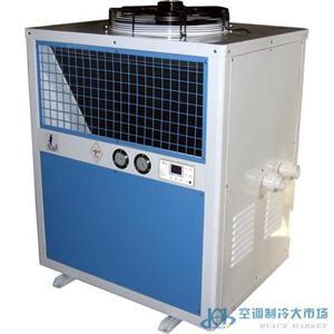 5匹工业冷水机