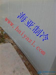 海口冷库设备安装工程