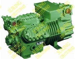 制冷压缩机 比泽尔系列  单级半封活塞式压缩机 8E-50.
