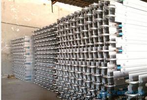 氟系统用铝排管蒸发器