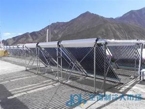 宁夏太阳能热水系统和银川太阳能采暖工程