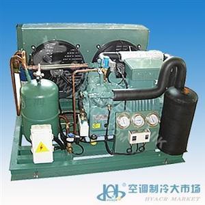 LEEK半封闭敞开式 水冷或风冷机组