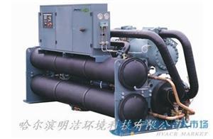 哈尔滨清华同方小型地源热泵系统