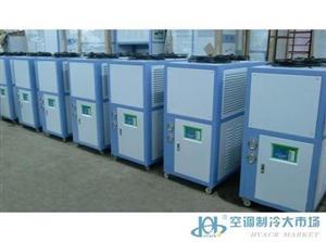 5P箱型风冷式工业冷水机组