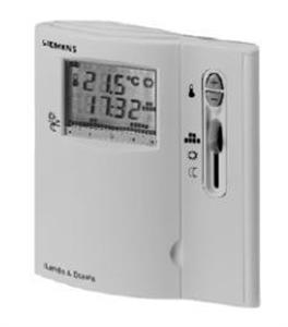 西门子地暖温控器RDE10