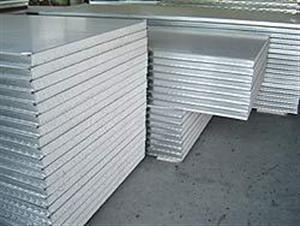 订制聚氨酯保温板、冷库板