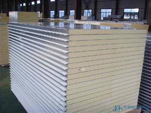 生产 聚氨脂冷库保温板拆装方便