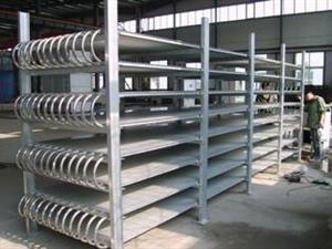 铝排冷库工程 优质铝排管