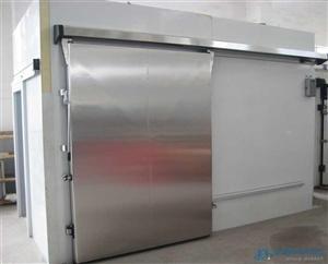 热销手动电动冷库平移门 价格实惠