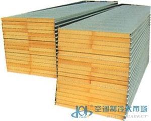 聚氨脂冷库保温板