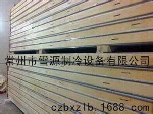 大量销售彩钢冷库板加工
